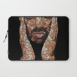 portrait,ovo,scorpion,geometric,rapper,colourful,colorful,poster,wall art,fan art,music,hiphop Laptop Sleeve