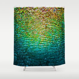 Mosaic Heidi Shower Curtain