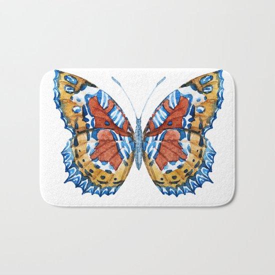 Butterfly 05 Bath Mat