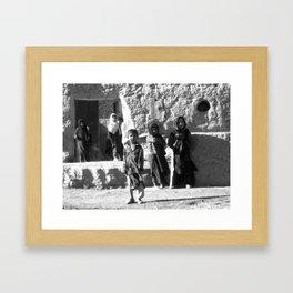 Watchful  Framed Art Print