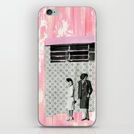 The Pink House iPhone Skin