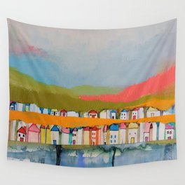 les iles Wall Tapestry