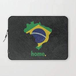 Brazil Proud Laptop Sleeve