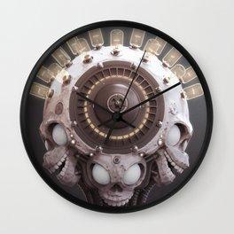 Monkey Brains Wall Clock