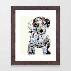 jack Russell (dogs  Framed Art Print
