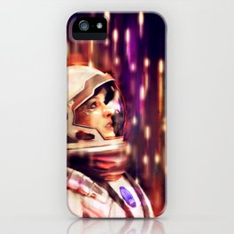 """Higher Dimension"" iPhone Case"
