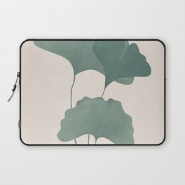 Ginko Leaves Laptop Sleeve