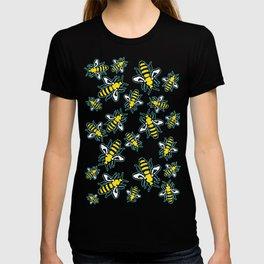 Honey Bee Swarm T-shirt