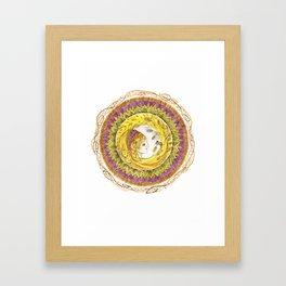 Lammas Celebration Framed Art Print