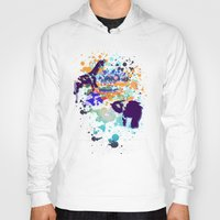chaos Hoodies featuring Chaos by Caitlin Victoria Parker