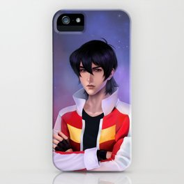 Keith Kogane iPhone Case