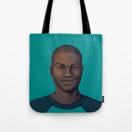 tw characters color mix #9 Tote Bag