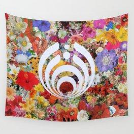 Innerbloom Bass Drop Wall Tapestry