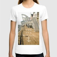 voyage T-shirts featuring Voyage by H0D63