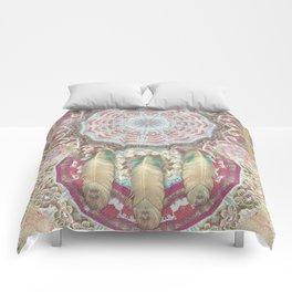 Dreamcatcher Mandala Comforters