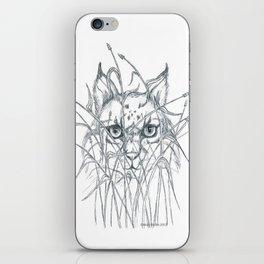 Lyrix iPhone Skin