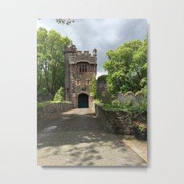 Glenarm, Ireland Castle Metal Print