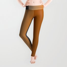 Coral Gradient #sellart #society6 #buyart Leggings