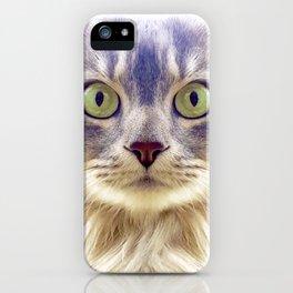 Meowface iPhone Case