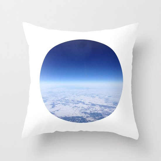 Telescope 12 space Throw Pillow