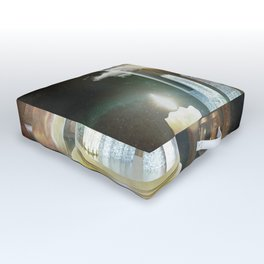 New York City Dome Outdoor Floor Cushion
