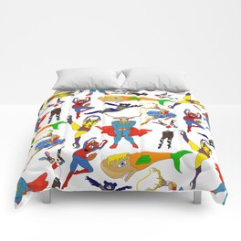 Superhero Animals Comforters