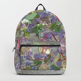 Chili, Grapes, Screws and Nails 02 Backpack