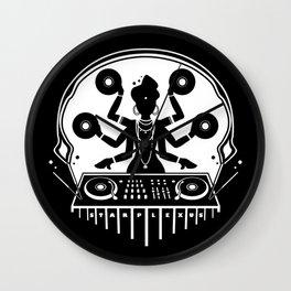 Disco Shiva Wall Clock