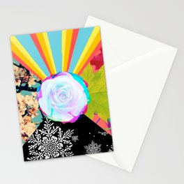 The Four Season  Stationery Cards