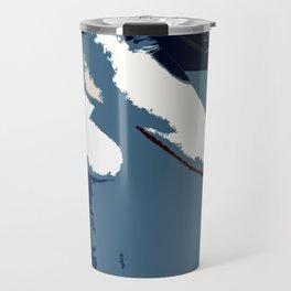 Pop Art Akt Travel Mug