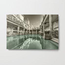Bath of Bath  Metal Print