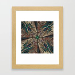 What's Become of the Broken-hearted Framed Art Print