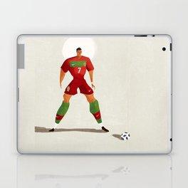 Ronaldo Laptop & iPad Skin