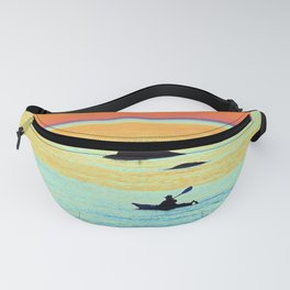 Silhouettes in Colors Fanny Pack