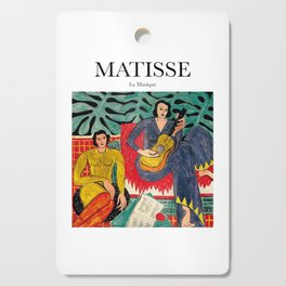 Matisse - La Musique Cutting Board