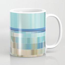 Sentiments d'été - la plage Coffee Mug