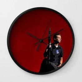 Tim Gutterson Wall Clock