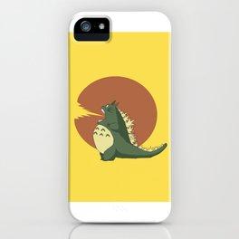 Most Feared Kaiju iPhone Case