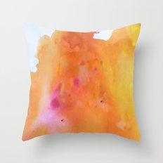 Orchid VX Throw Pillow