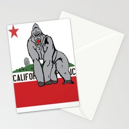 TAKING OVER CALI Stationery Cards