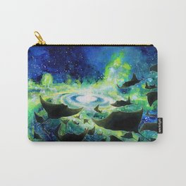 Space Rays Carry-All Pouch