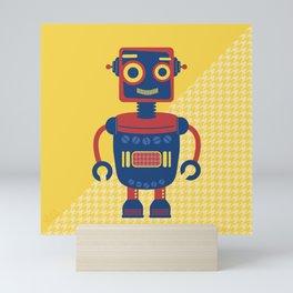 Rob-Bot03 Mini Art Print