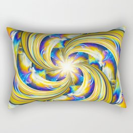 Fractal Artwork Rectangular Pillow