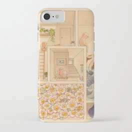 Slow Down iPhone Case