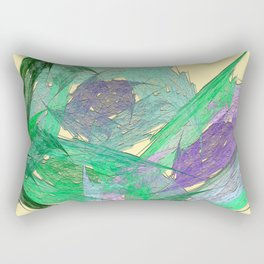 Original Abstract Duvet Covers by Mackin & MORE Rectangular Pillow