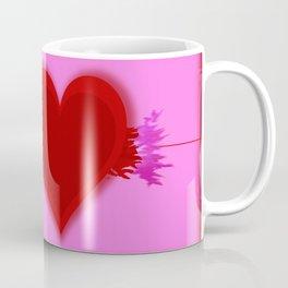 Heart Series Love Speeding bullets 2 Coffee Mug