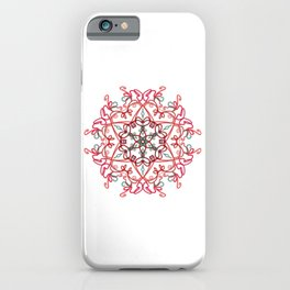 Mandala to FIND LOVE iPhone Case