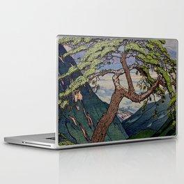 The Downwards Climbing Laptop & iPad Skin