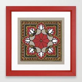 Arabesque n°2 Framed Art Print