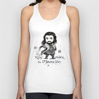 thorin Tank Tops featuring Thorin Chibi by KuroCyou